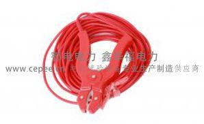 电力变压器有载开关测试仪红测试线夹