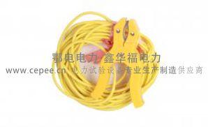 电力变压器有载开关测试仪黄测试线夹