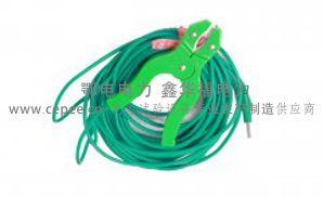 电力变压器有载开关测试仪绿测试线夹